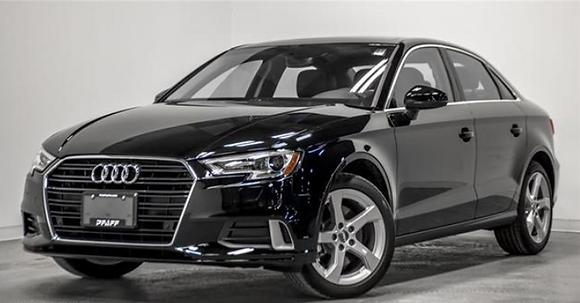 Audi A3 Premium + S Line