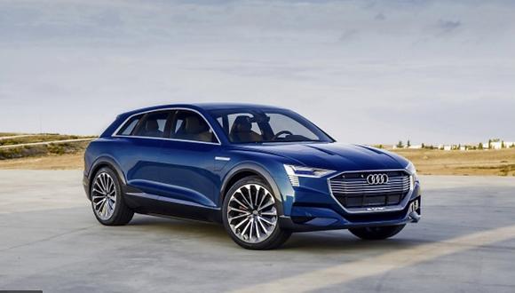 Audi e-tron Premium Plus