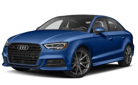 Audi S3 Premium +