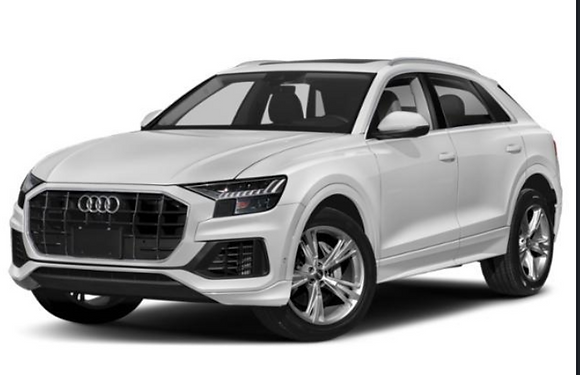 Audi SQ8 (1st payment waived)