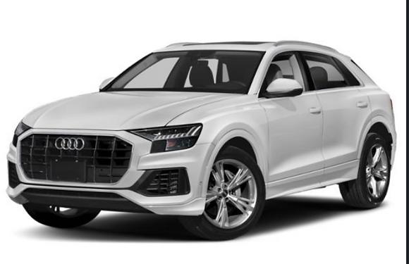 Audi Q8 55 TFSI Premium + (1st payment waived)