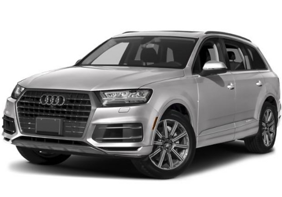 Audi SQ7 (1st payment waived)