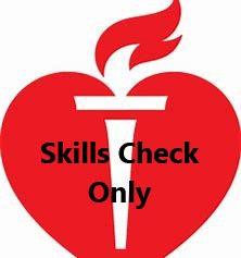 American Heart Skills Check Off