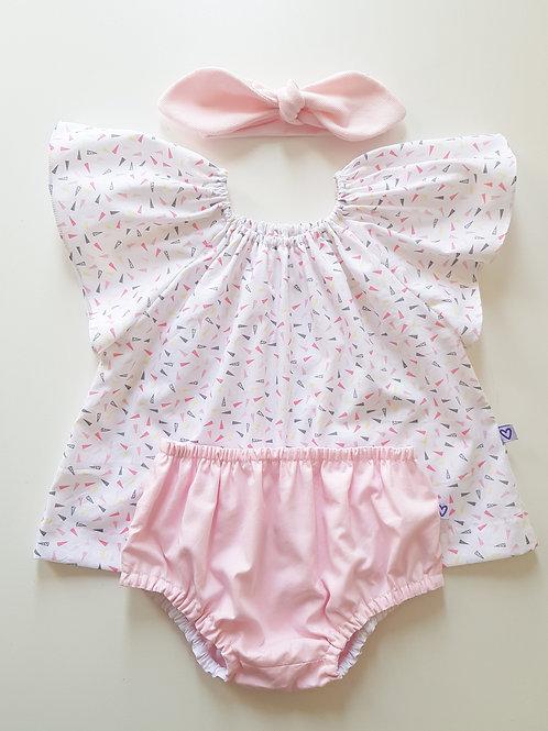 Vestido/Blusa Confetinho