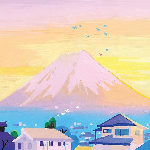 Japan Postcard Set