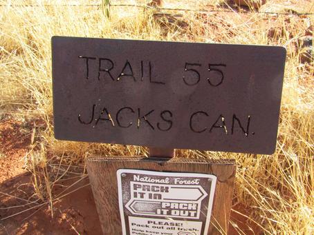 Jacks Canyon