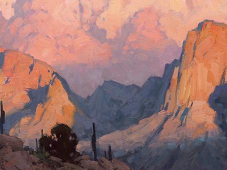 An Artist's Eye: the Landscapes of Bill Cramer