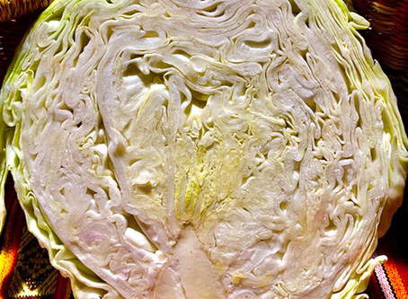 The Pandemic Pantry:Cabbage –How do I love thee? Let me count the ways ...*