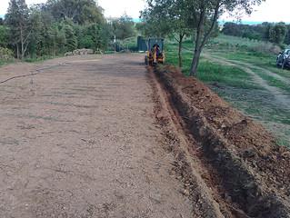 Construction Parc extérieur pour plus de confort