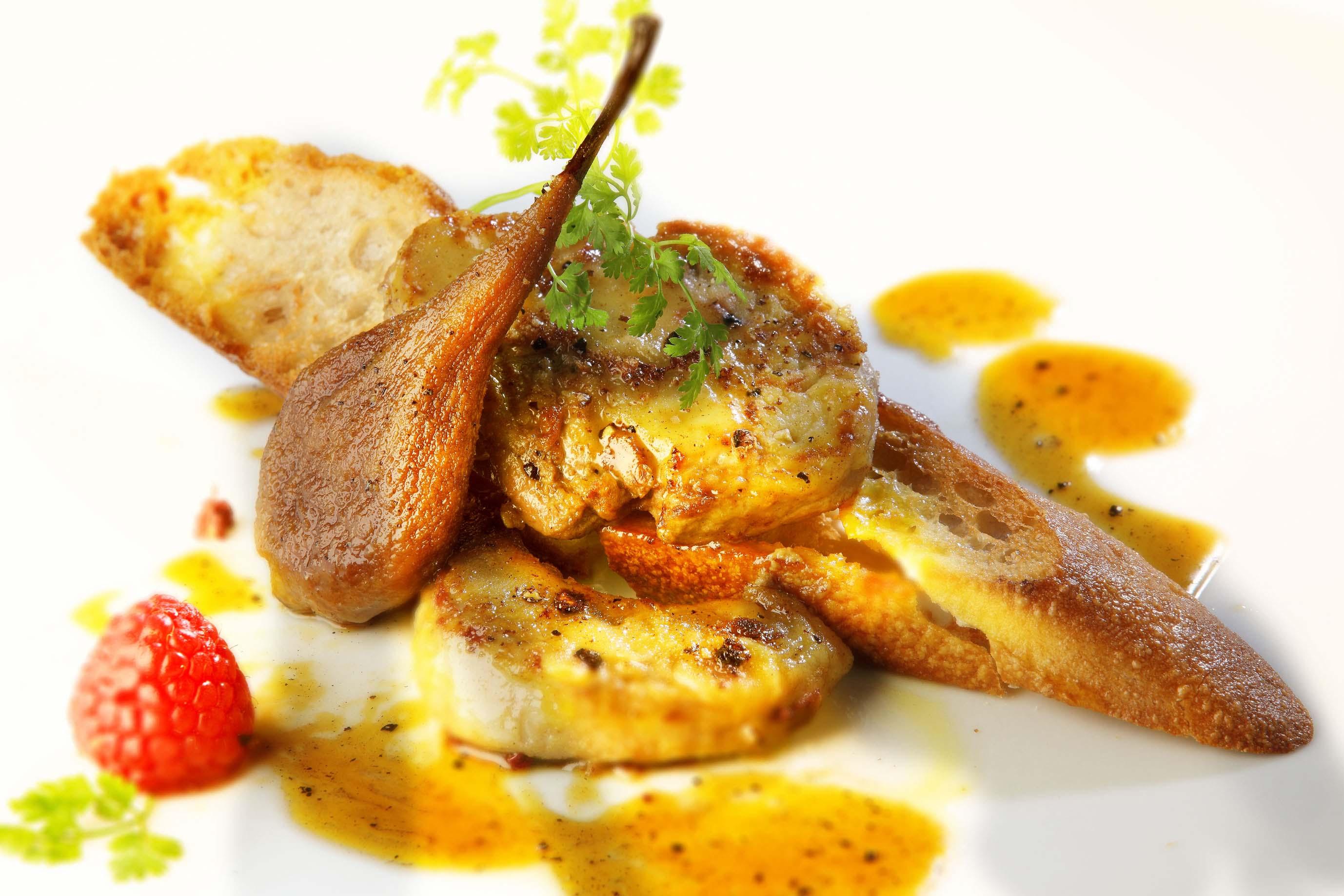 Dégustation autour du foie gras