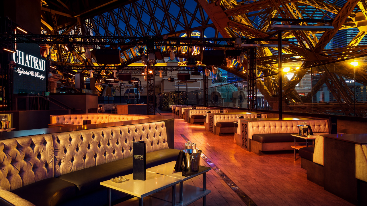 Chateau Nightclub Rooftop