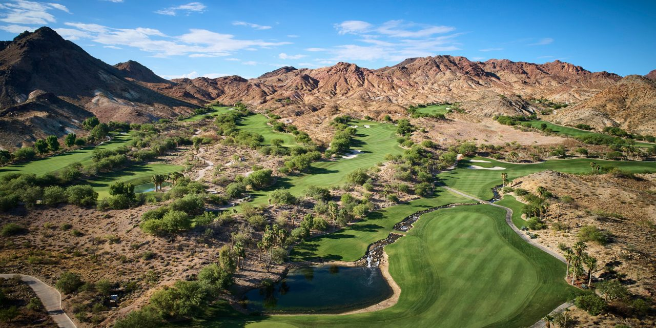 LV GOLF COURSES
