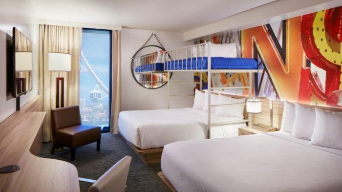 Bunk Bed Deluxe Room