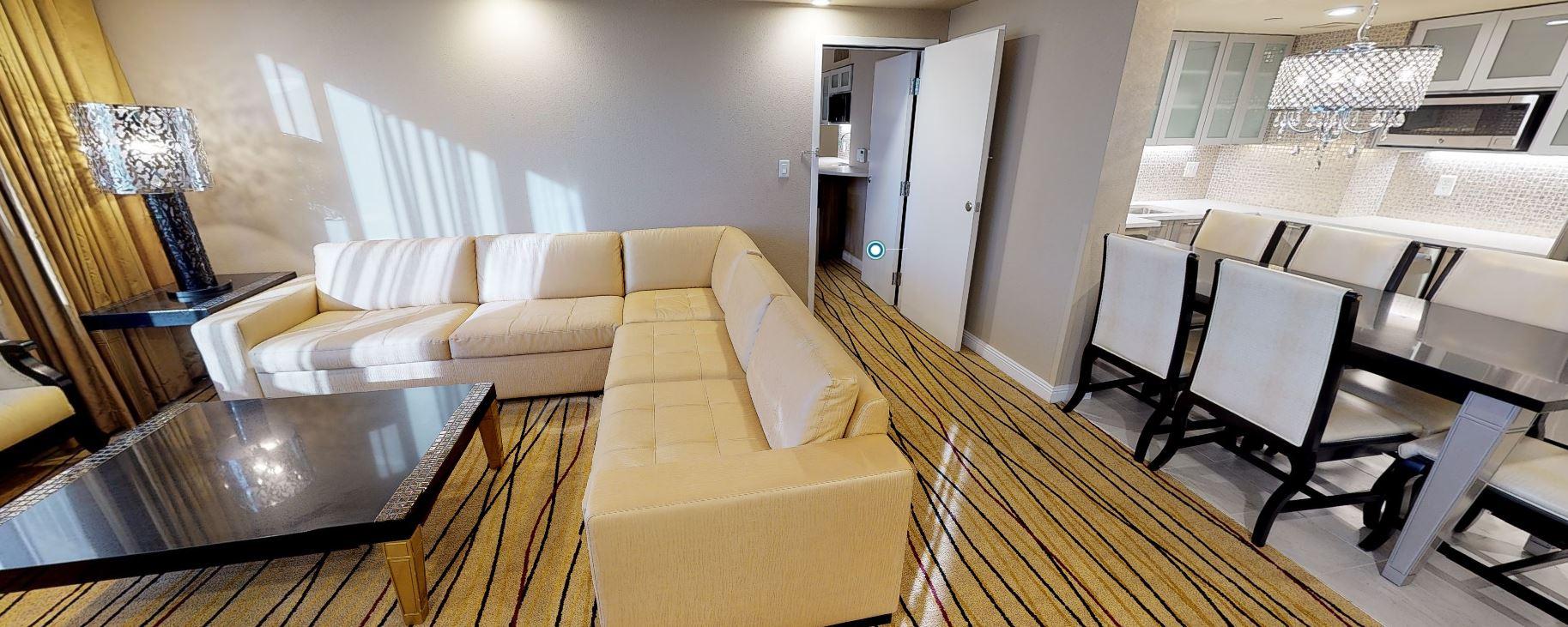 1-Bedroom Villa LR / DA