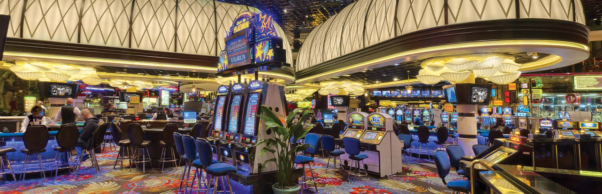 Atlantis Casino Floor