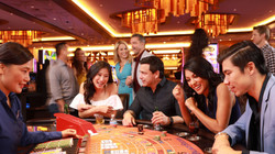 PS Baccarat Table