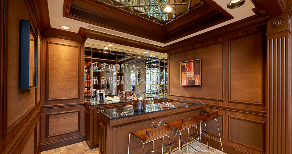 Spa Tower | S Suite BAR
