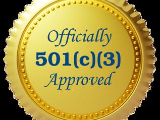 ICA Earns 501(c)3 Status