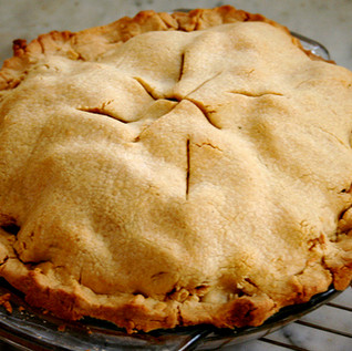 Love Apple Farm Apple pie