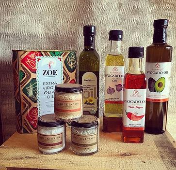 Love Apple Farm Market Seasonings and Oils