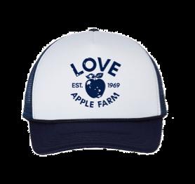 Love Apple Farm Trucker Hat