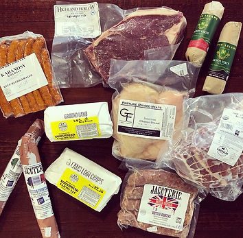 Love Apple Farm Meat and poultry