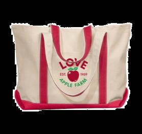Love Apple Farm tote bag.png