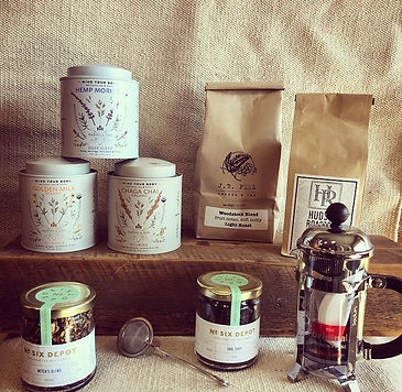 Love Apple Farm Coffee and Tea