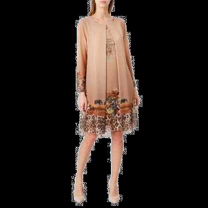 Shift dress 'Wild Flowers'