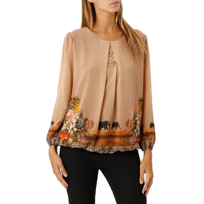 Blouse Wild Flowers