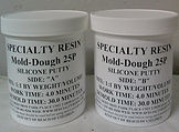 Mold-Dough 25P Silicone Putty