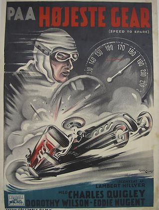 Speed to Spare poster.JPG