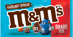 M & M's to roll out HAZELNUT spread flavor PLUS NEW CANDY BARS