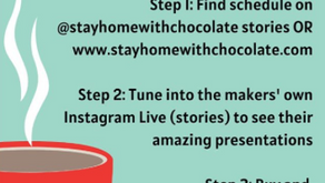 #StayHomeWithChocolate