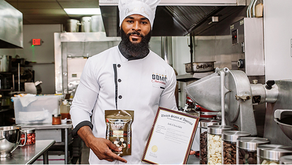 BLACK CHOCOLATIER TIRED OF BEING FIRED CREATED HIS OWN CHOCOLATE COMPANY & HIRED HIMSELF