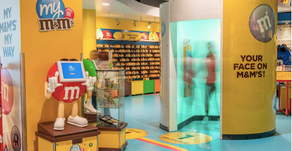 Mars Retail Group expanding M&M's store footprint — at home and abroad