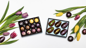 Some great options for chocolate deliveries & supporting small businesses