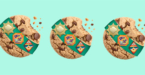 New Girl Scout Cookie Coming in 2019 - Caramel Chocolate Chip