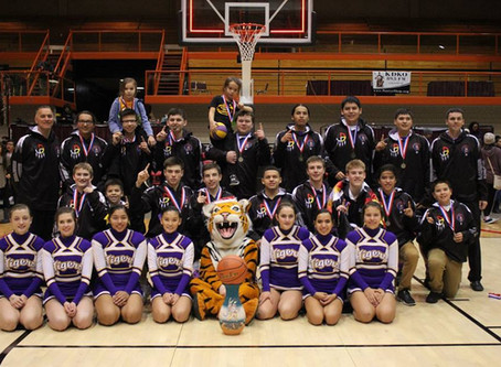 Six Lakota Nation 'SHIPS' in 11 years for the White River Tigers