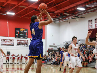 Espinoza's double-double powers TC boys past Valentine