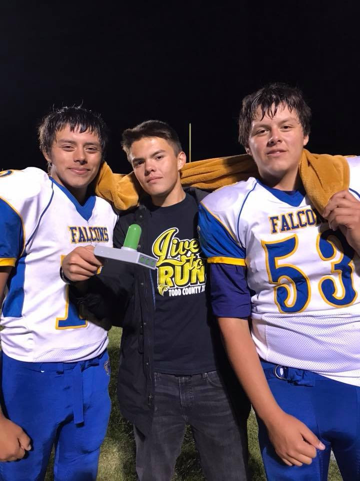 Will Marshall, right and Waylon Marshall, left, performed well at TUFF Rapid City Invite...Also pictured, Brandon Whipple