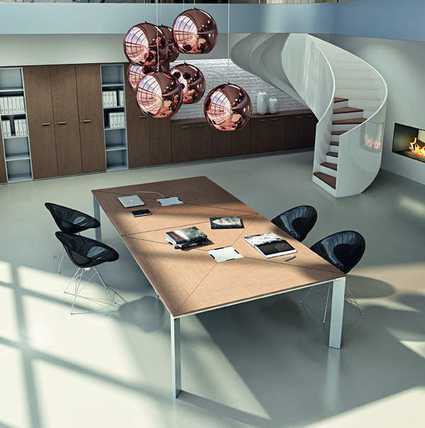 Vertigo Meeting Table