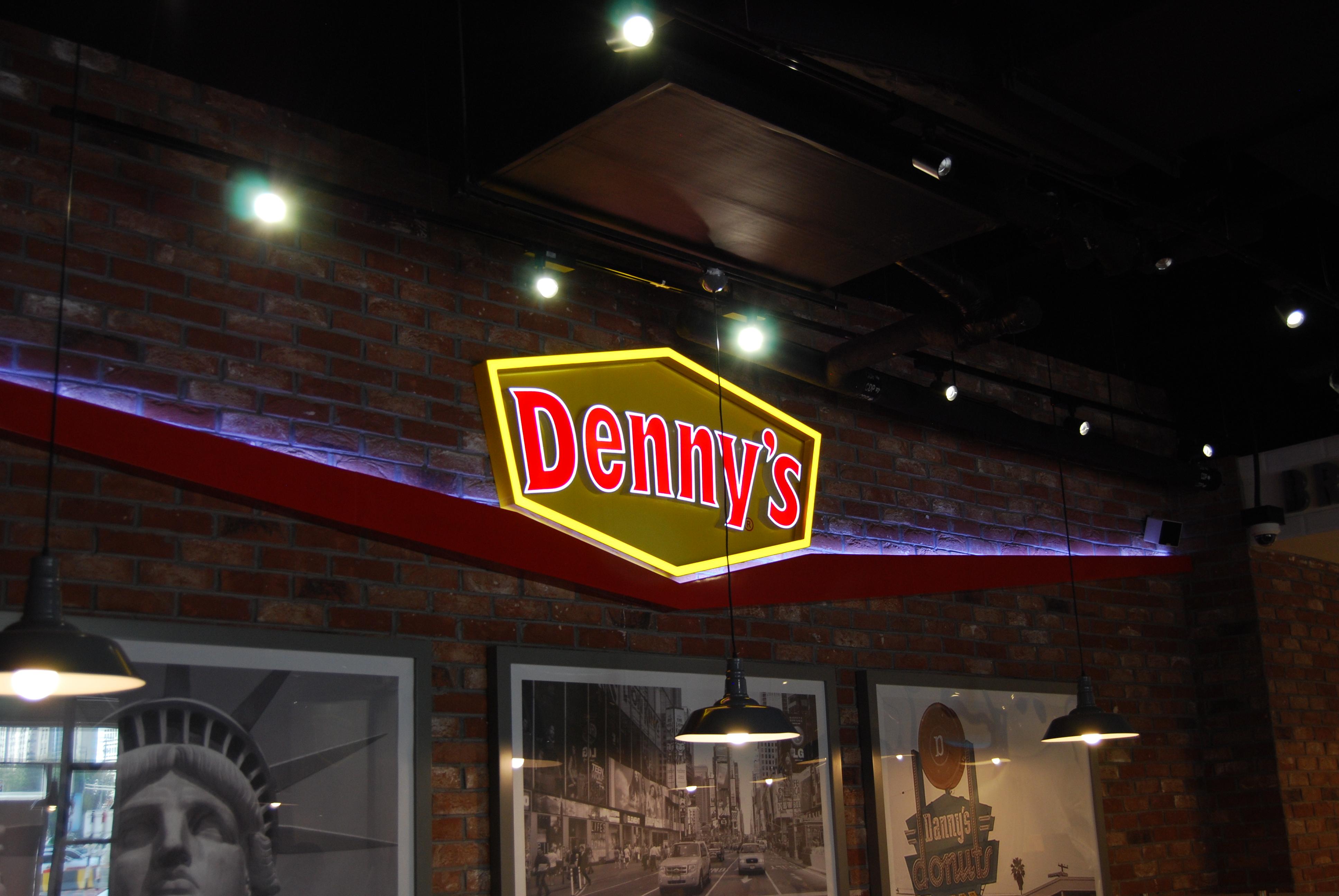 TRIFECTA DESIGN - DENNY'S RESTAURANT