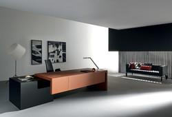Kyo Leather Desk