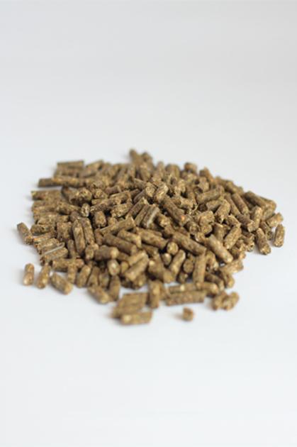 Гранулированный корм для меховых шиншилл