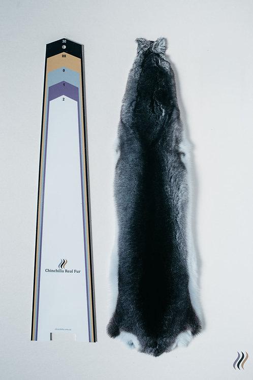Мерило для измерения длины шкурок