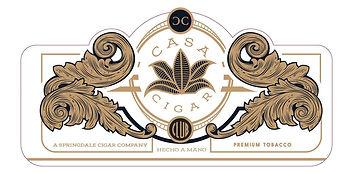 Casa Cigar Club cigar band