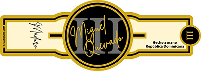 Quevedo Cigar Label