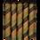 Thumbnail: Gordo Tri- Color Barber Pole (6x60) in 5 & 25 Count Bundles