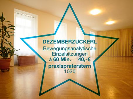 """DEZEMBERZUCKERL Bewegungsbrunch """"All you can move"""""""